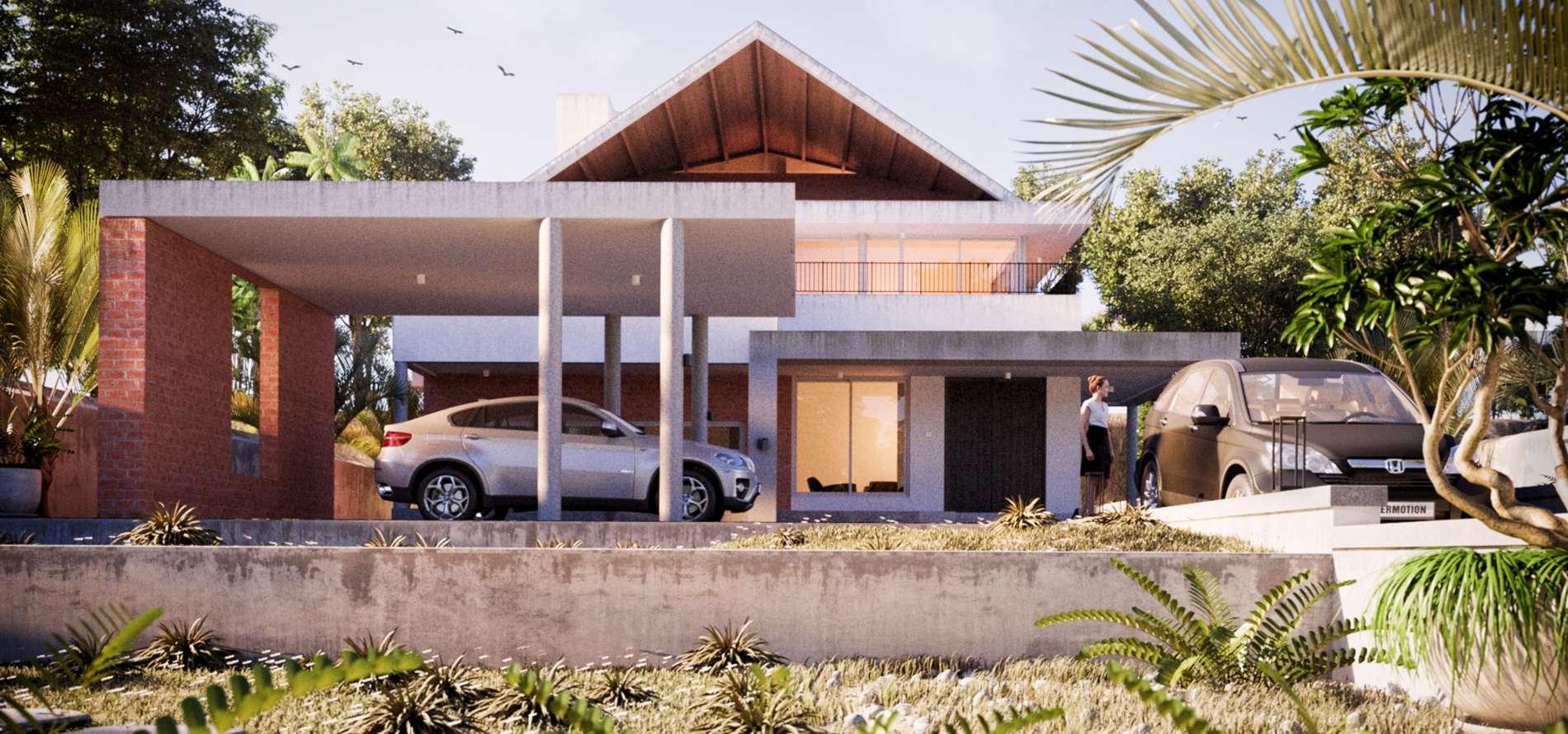 Raghu Shetty Residence